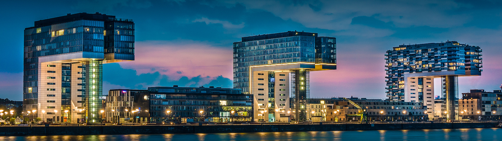 Köln Stadtansicht