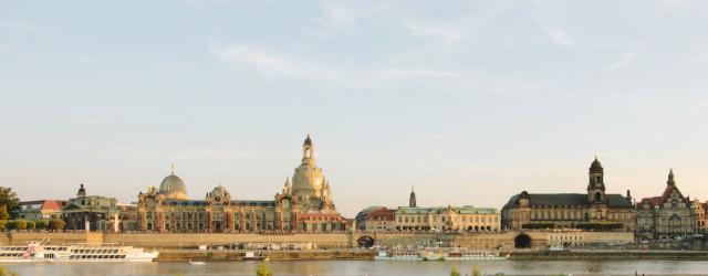 Dresden Elbufer